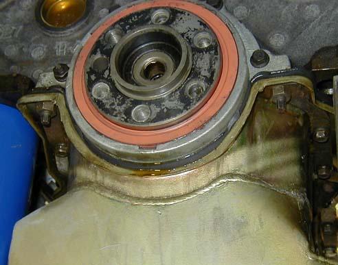 Oil Gasket Leak >> McLeod Street twin Clutch (LT1 motor)